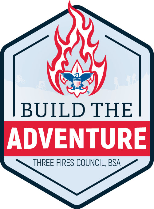 Build the Adventure Three Fires Council, BSA